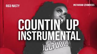 """Rico Nasty """"Countin' Up """" Instrumental Prod. by Dices *FREE DL*"""