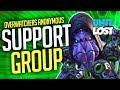 Overwatch Support Group - The MAIN Problems With Overwatch Right Now!