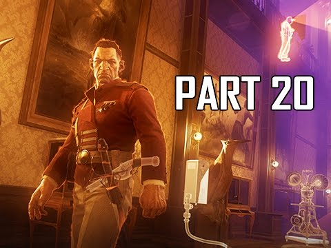 Dishonored 2 Walkthrough Part 20 - Grand Palace (PC Ultra Let's Play Commentary)