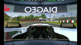 F1 GP4 FSONE 2009mod Gameplay