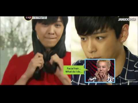 "Bigbang ""Secret Garden"" Parody FULL + Behind The Scenes [ENG SUB]"