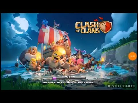 Clash Of Clans Mod Version Gameplay 2  | Clash Of Clans Strategy