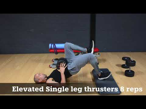 Butt And Thigh Workout For Men