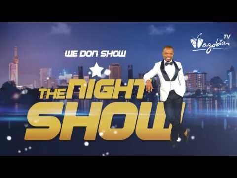 THE NIGHT SHOW - Interview with J-Weezy & Gerald_Kills (Musicians) | Wazobia TV