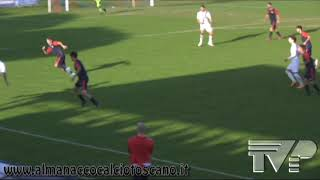 Serie D Girone E Sinalunghese-Cannara 0-3