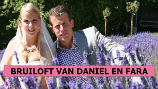 BRUILOFT VAN DANIEL EN FARA BELLINGA 5 Jaar getrouwd ( 2016)