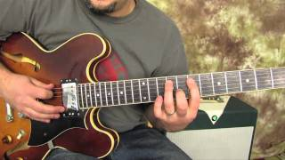 Thin Lizzy - The Boys are Back in Town - How to play on guitar - tutorial - Rock