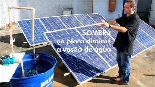 ♑BOMBA DE ÁGUA TRIFÁSICA COM ENERGIA SOLAR FOTOVOLTAICA🏇