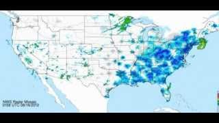 Weather Manipulation by Radars. Radarová manipulace počasí.