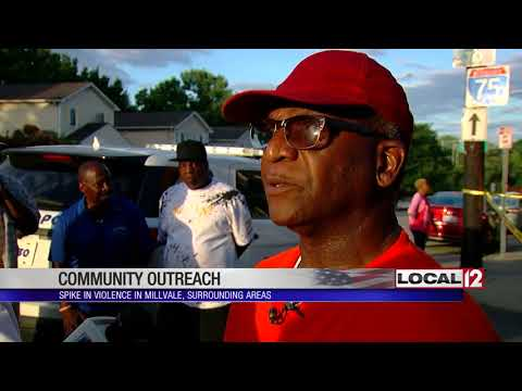 Pastor Pushes Message Of Peace After Spike In Violence In Millvale