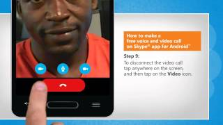 How to make a free voice and video call on Skype® app for Android™ on LG L9(Are you looking for the steps to make a free voice and video call using the Skype® app on your Android™ phone? Get to know about easy steps to do so by ..., 2015-01-13T12:35:21.000Z)