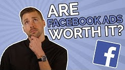 Are Facebook Ads Worth it? (And Do They Work?)