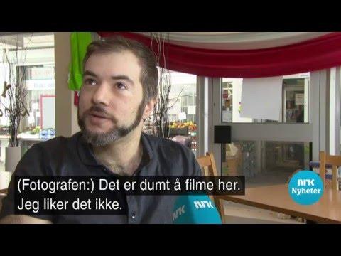 Tino Sanandaji och NRK jagas ut ur Husby