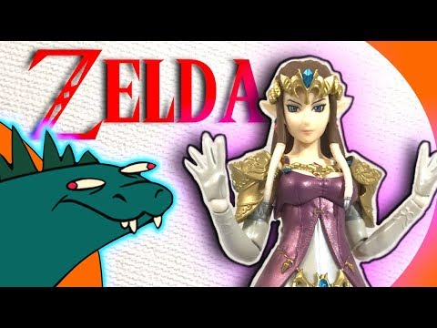 Zelda Twilight Princess The Legend of Zelda Figma Review