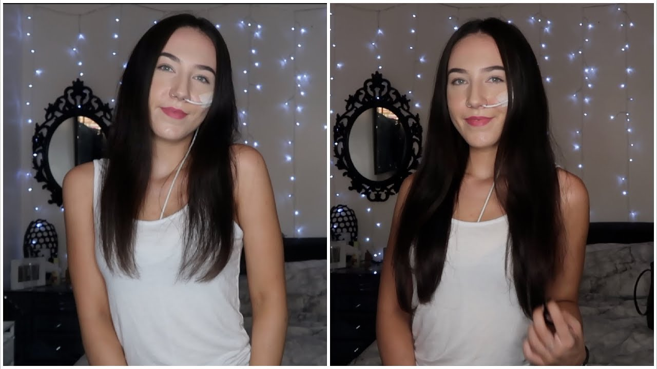 Irresistible Me Hair Extension Review Amy Lee Fisher Youtube