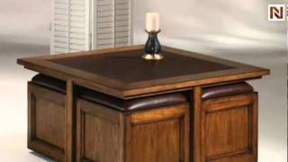 Kanson Storage Cocktail Table T1004403-02 By Hammary Furniture