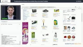 Produktrecherche auf Amazon - AMZN 360 Folge 4 thumbnail
