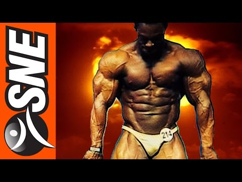 FULL TRAPS AND SHOULDERS WORKOUT BIG CES | SportsNutritionEurope.co.uk