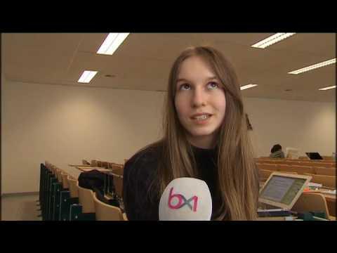 Blocus dirigé à l'Université Saint-Louis de Bruxelles