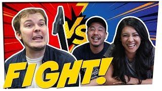 Off The Record: Joe & Nikki vs. Steve (ft. Motoki Maxted)