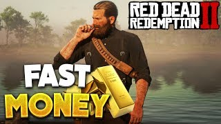 Red Dead Redemption 2 : Unlimited Money Glitch - No Gold Bars Needed !!!