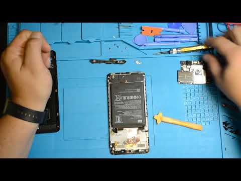 Полная разборка Xiaomi Redmi Note 5. How To Disassemble Smartphone