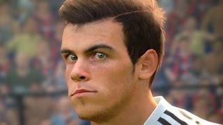 بيس 2015 ديمو باللغة العربية قيم بلاي على البلايستيشن 4   PES 2015 demo Gameplay(PS4)4