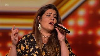 The X Factor UK 2018 Louise Setara Auditions Full Clip S15E07
