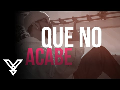 Yandel - Que No Acabe (Lyric Video)
