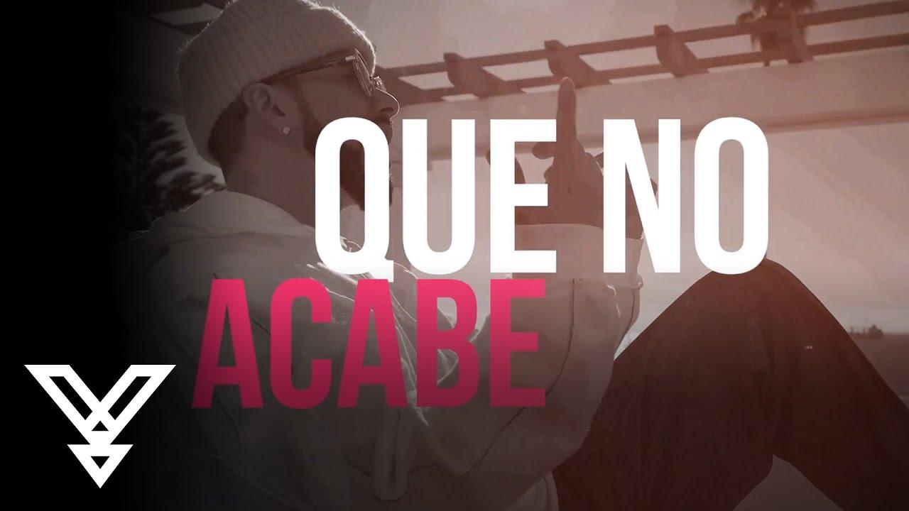 Yandel - Que No Acabe (Lyric Video)