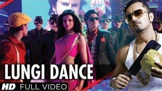 Lungi  Dance Chennai Express   New Video Feat Honey Singh Shahrukh Khan...