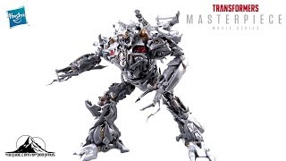 Transformers Movie Masterpiece MPM-08 MEGATRON Video Review