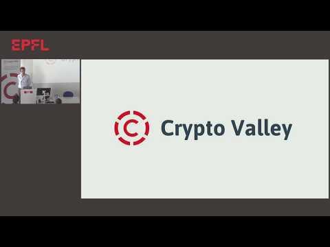 Joint event Crypto Valley x EPFL Innovation Park   Raise funds with tokens, accelerate your startup