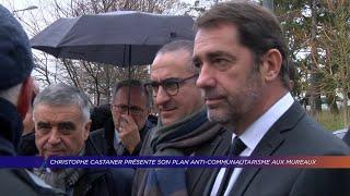 Yvelines | Christophe Castaner présente son plan anti-communautarisme aux Mureaux