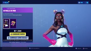 THE *NEW FORTNITE STORE TODAY JULY 2 *NEW SKIN* STAR SEA THE PALITO COUPLE ❤