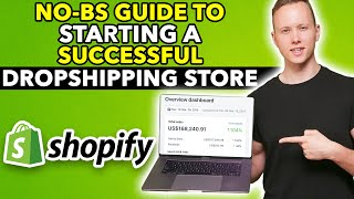 No-BS Guide: How To Start A $100,000 Dropshipping Store In 60 Days