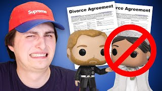 Baixar Man Divorces His Wife Over Funko Pops...