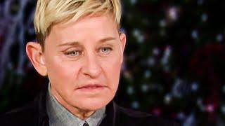 The Downward Spiral of Ellen DeGeneres