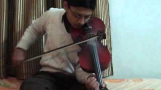 Woh Bhooli Daastan Lo Phir Yaad Aa Gayi ...... On Violin