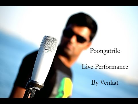 Poongatrile | Uyire | A R Rahman | Venkat | Live Performance | Unni Menon | Aye Ajnabi