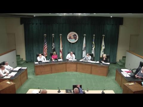 April 11, 2017 - Marion County BCC Public Hearing Regarding Land Development Code Amendment