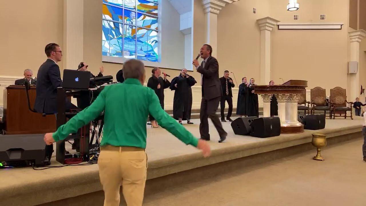 """Tuesday Night Service """"The Secret to Apostolic Joy"""" Pastor Tony Spell"""