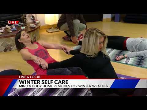 Cold Weather Care from SunWater Spa on FOX21 Morning News