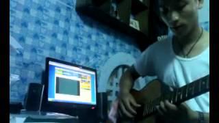 Ngàn Lần Khắc Tên Em-Guitar cover meomanu