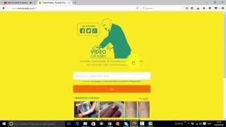 Descargar videos de YouTube gratis con Videograbby