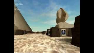 Screensaver - As Pirâmides  Do Rock N