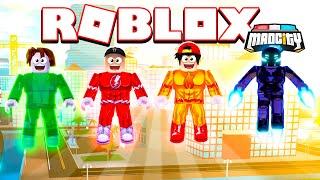 ROBLOX - MAD CITY SUPERHERO SQUAD!!