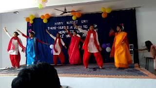 Nurse's Day Celebration, St Barnabas Hospital College Of Nursing, Ranchi, 12 May 2018, Part 5 of 5