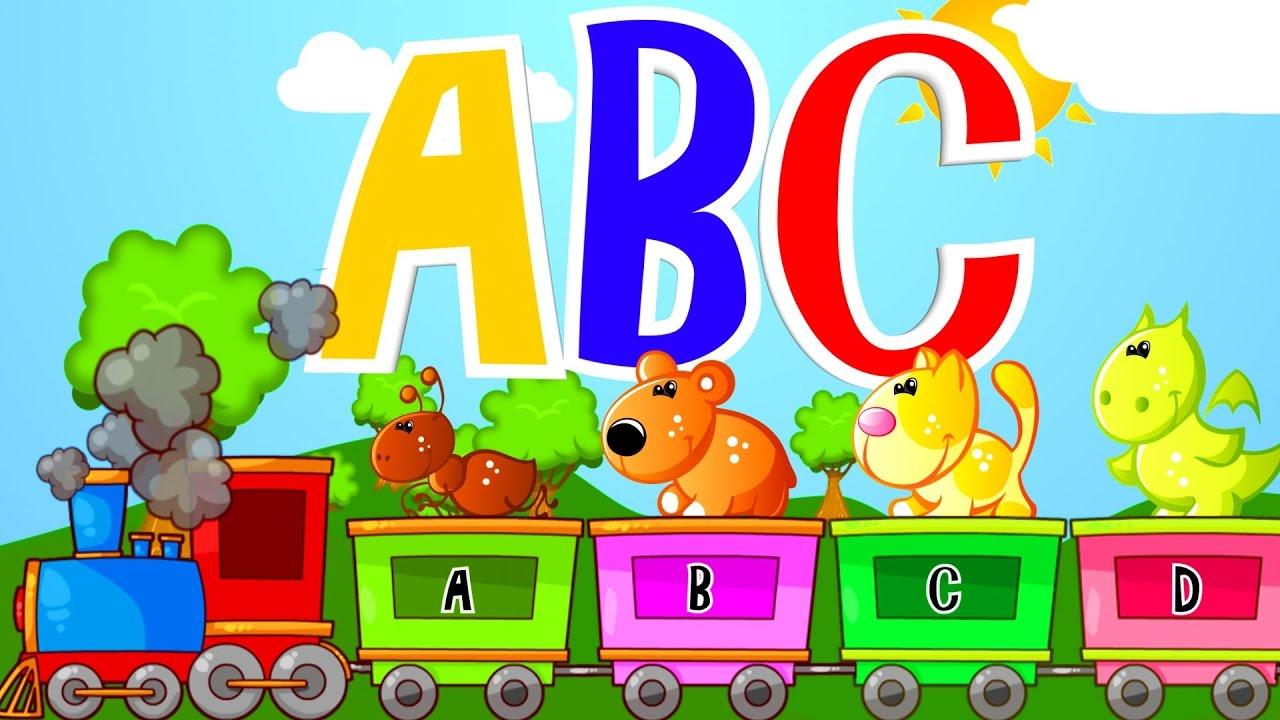 Learn Alphabet Train Song - Best Of Alphabet Ceiimage.Org