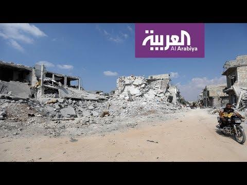 احتدام المعارك في مناطق خفض التوتر شمال غرب سوريا  - نشر قبل 6 ساعة